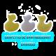 ✭ Confettis de bain moussant - Canards ✭