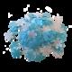 ✭ Confettis de bain moussant Snowflakes ✭