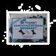 ✭ Confettis de bain moussant Os - Boîte de 12gr ✭