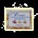 ✭ Confettis de bain moussant - Feuilles d'érable - Boîte de 12gr ✭