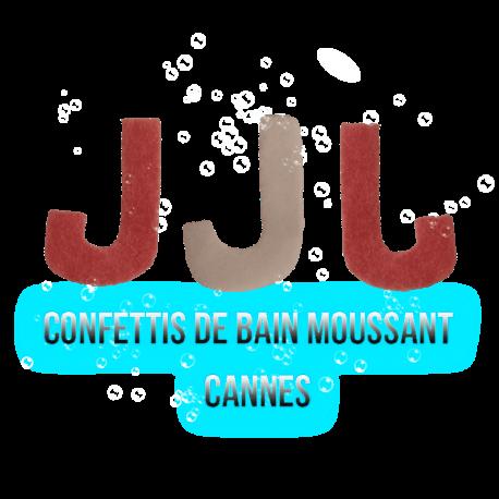 Confettis de bain moussant - Cannes Menthe Poivrée 12g