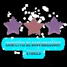 Confettis de bain moussant - Étoiles