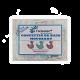 Confettis de bain moussant - Canards 12g
