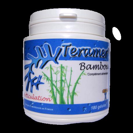 ✭ Bambou - Complément alimentaire - 180 gélules ✭