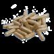 ✭ Guarana Pack-Gélules 1Kg - Gélule gélatine 500mg 100% naturel ✭