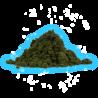 ✭ Spiruline 1Kg Pack Poudre - Complément alimentaire - 100% naturel