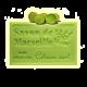 ✭ Savon de Marseille citron vert 125g - Exfoliant doux gommage de la peau ✭