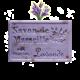 ✭ Savon de Marseille lavande 125g - Exfoliant doux gommage de la peau ✭