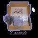 ✭ Savon de Marseille lavande 125g - Boîte de 8 savons ✭
