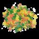 ✭ Confettis de bain moussant canard - 100gr et 1kg ✭