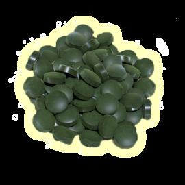 ✭ Spiruline comprimés au kilo - Made in France ✭