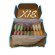 ✭ Boîte découverte 18 shampoings solides ✭