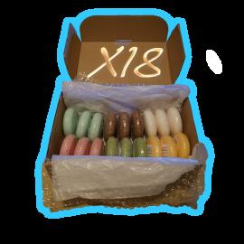 Boîte découverte 18 shampoings solides
