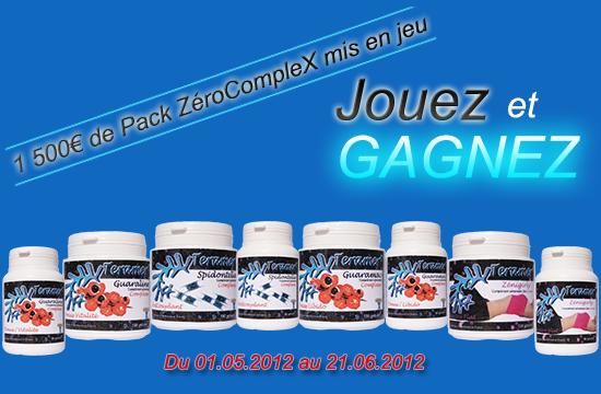 Concours ZéroCompleX